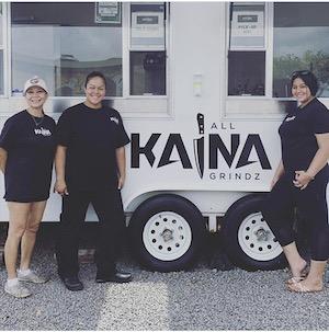 All Kaina Grindz is Hawaiian-owned.