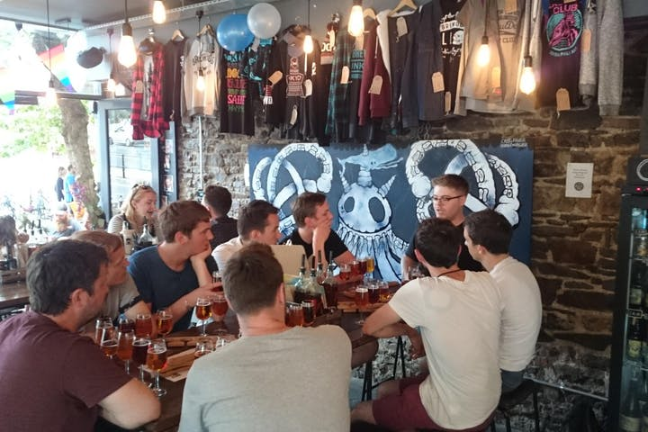 Bristol Craft Beer Tour