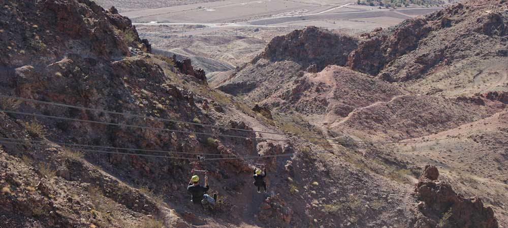 Flightlinez at Bootleg Canyon