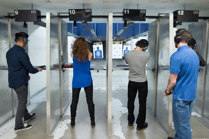 Las Vegas Ccw Concealed Carry Permit Class The Range 702