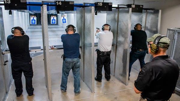 Best Gun Range Vegas