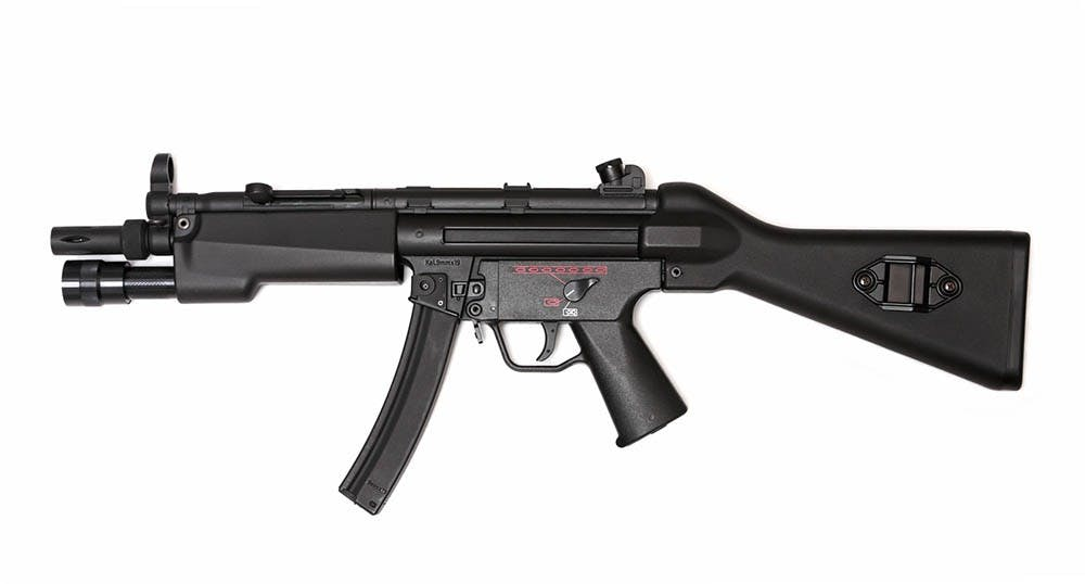 MP5 FEATURES, SPECS, AND HISTORY | The Range 702