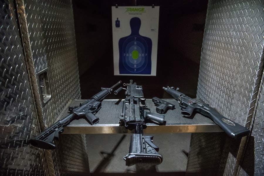 Range 702 Shooting Range Guide