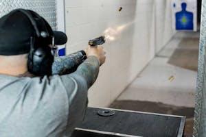 Rapid fire shooting
