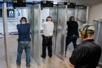 Basic Firearm Safety Class