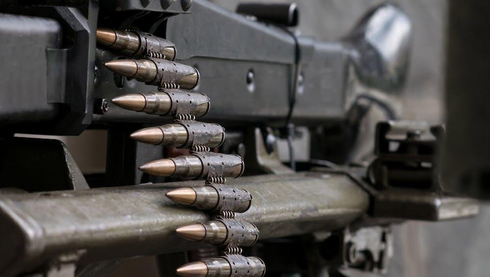 Mg-42 machine gun