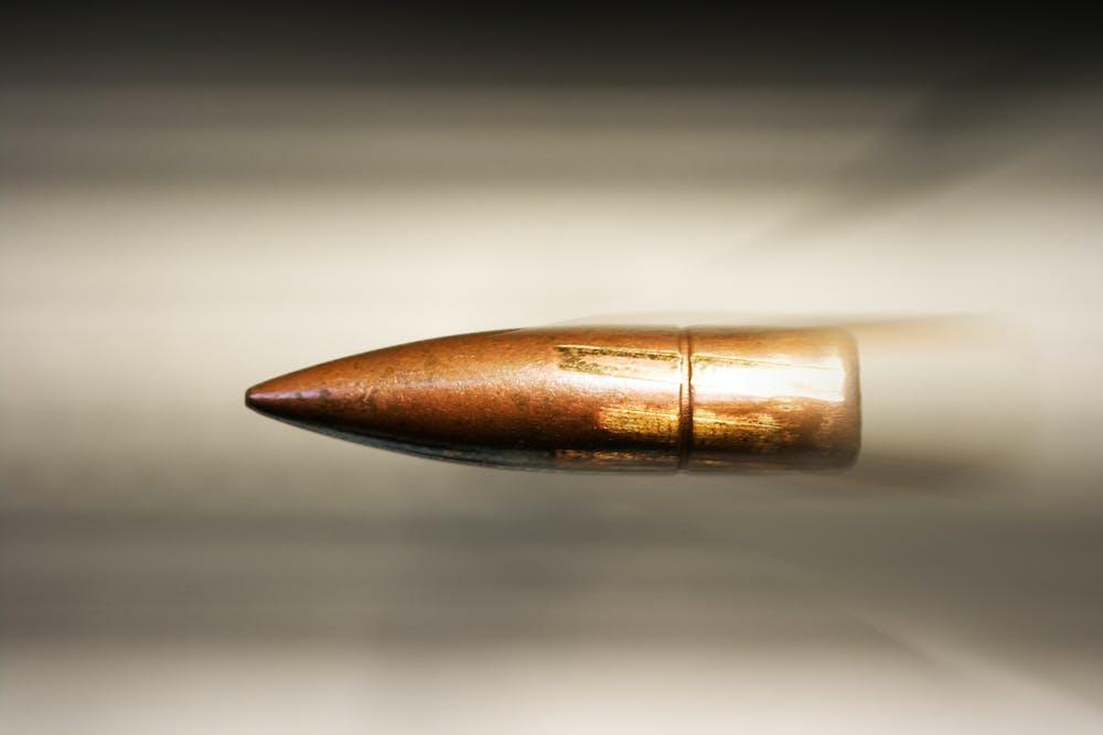a close up of a pen