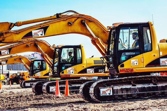 Dig This Vegas | Vegas' Heavy Equipment Amusement Park