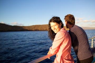 boat in maui