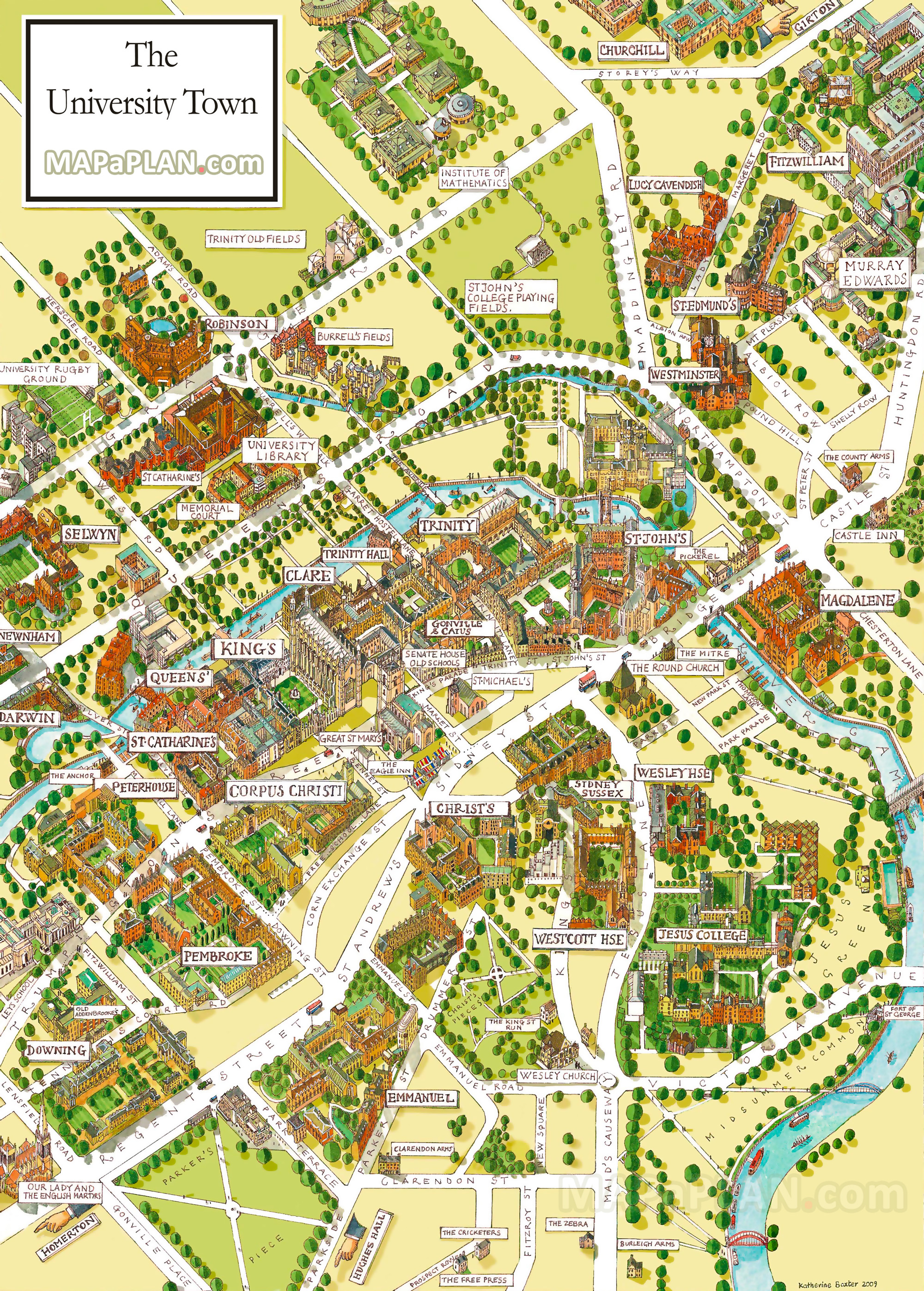 Click here to Download Map