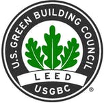LEED US Green Building Council Logo