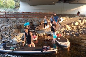 Spokane, WA Stand Up Paddle Board