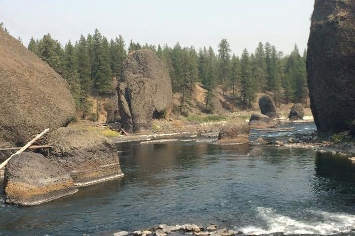 spokane, WA kayaking