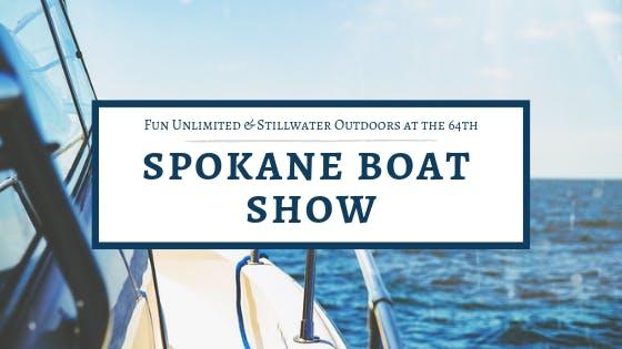 Banner - Spokane Boat Show