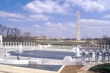WWII Memorial Plaza