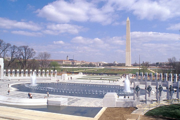 WWII Memorial Plaza