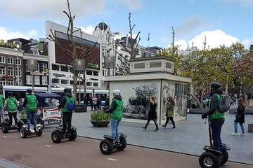 2-Hour Private Segway Tour Image