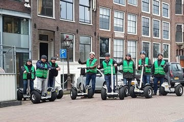 1-Hour Segway Experience Image