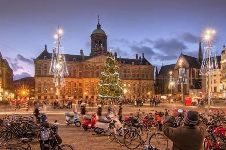 Light Festival Tour by Bicycle Image