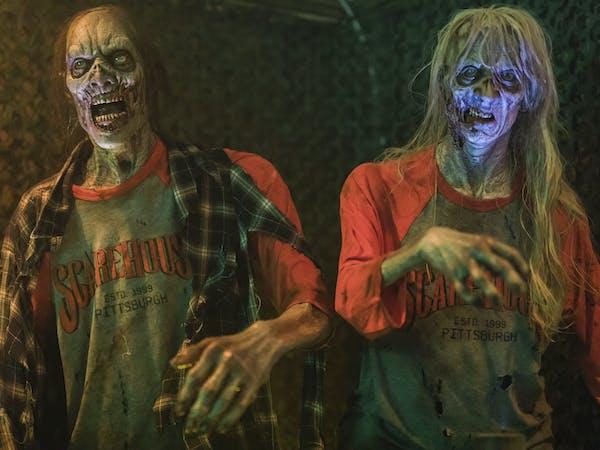 Zombie Duo