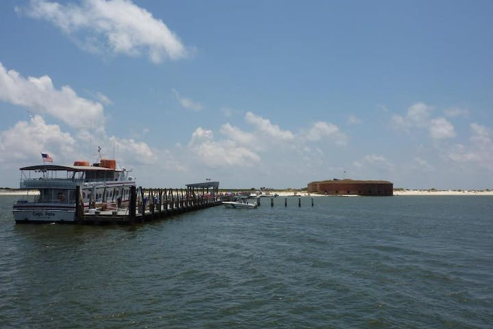 Ship Island Round Trip Ferry Services | Ship Island Excursions
