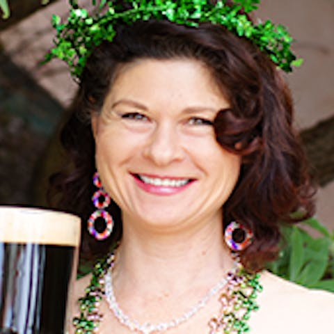 Irish-lass on the San Diego brewery tour
