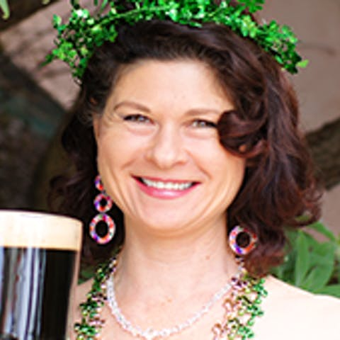 Irish-lass on the San Diego brewery tour