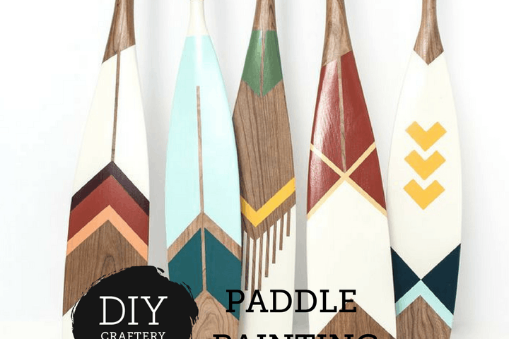 Paddle Painting