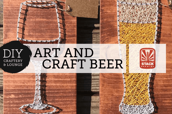 Art & Craft Beer - Sponsored By Stack Brewery