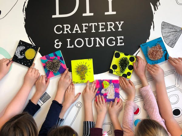 DIY Craftery & Lounge