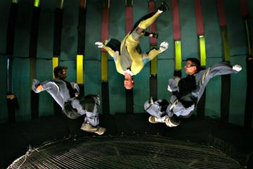 indoor skydiving tennessee