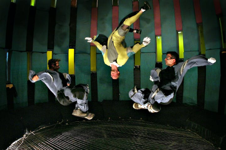 indoor skydiving tennessee