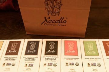 Chocolate & Wine Pairing with Xocolla Image 1