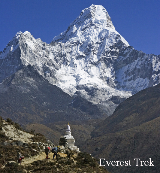 Trekking in Nepal Everest Base Camp