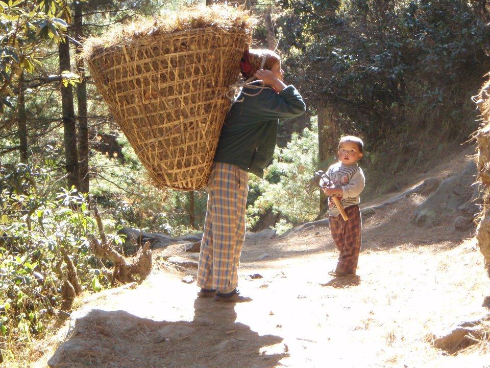 trek in nepal remote area