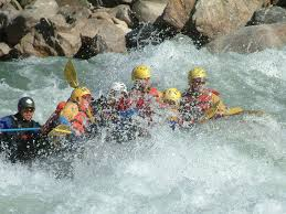 rafting in nepal trisuli