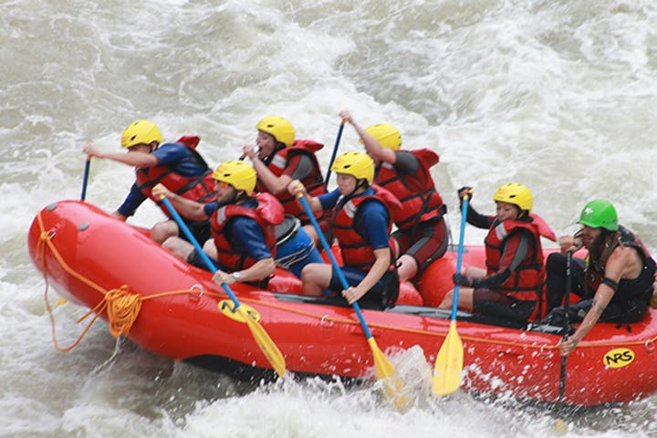 Rafting In Nepal - Hardcore Nepal Tours