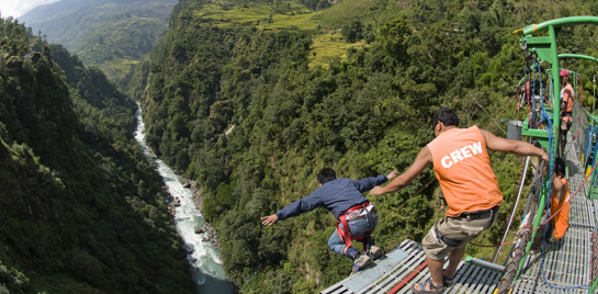 extreme things to do in nepal