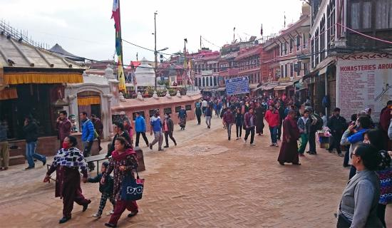 Bouddhanath, Kathmandu