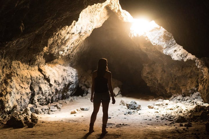 Caves Rappelling & Rafting Adventure