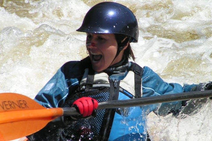 Nepal Kayaking Bootcamp