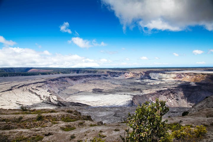 The kilauea Volcano