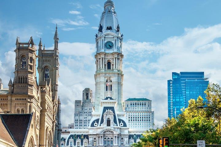 Philadelphia Sightseeing Walking Tour