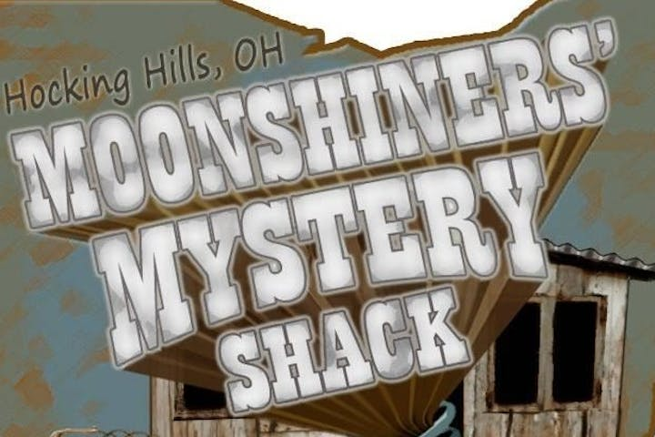 Moonshiners' Mystery Shack