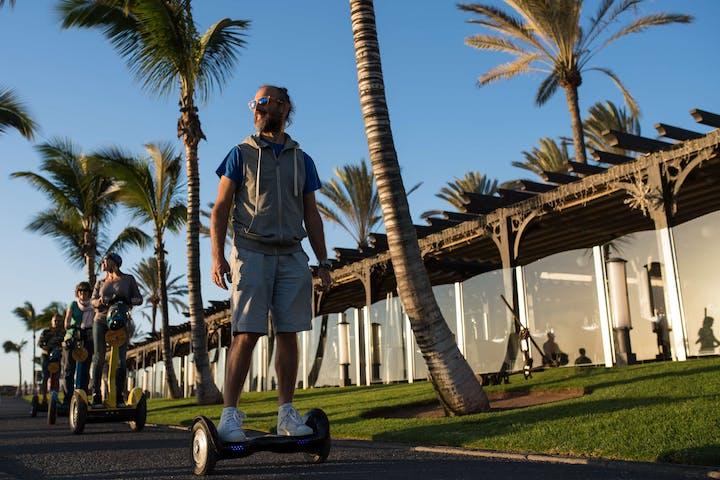 Maspalomas Hoverboard and Segway Rentals