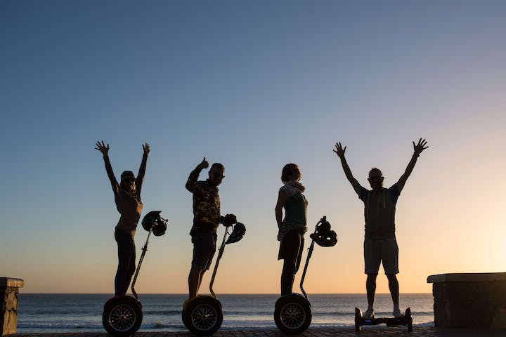 Sunset Segway Tour