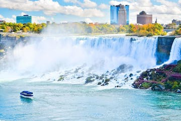One Day Niagara Falls Tour New York Amigo Tours Usa