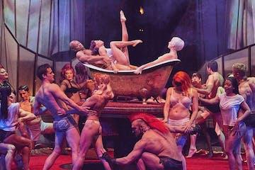 Cirque du Soleil Zumanity