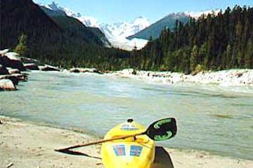 kayaking bc canada