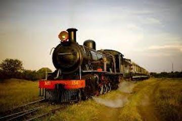 Victoria Falls Steam Train Dinner Image